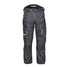 Pánské moto kalhoty W-TEC Kaluzza GS-1614 Barva černá, Velikost M
