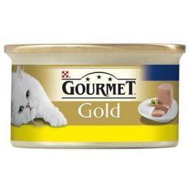 GOURMET GOLD jemná paštika KUŘE - 85g