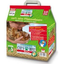 Kočkolit CAT BEST OKA PLUS - 10l