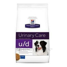 Hills Canine u/d (dieta) - 5kg