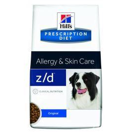 Hills Canine z/d Ultra Alergen Free (dieta) - 3kg