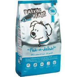 Barking Heads FISH-n-DELISH grain free - 6kg