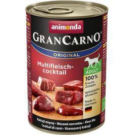 Animonda dog konzerva Gran Carno masový koktejl - 400g