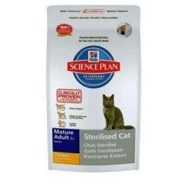 Hills cat MATURE/sterilised - 3,5kg