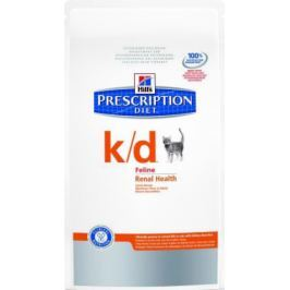 Hills cat k/d renal healht - 1,5kg