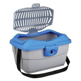 Transportní box CAPRI Mini 40x22x30cm - modrý