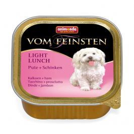 ANIMONDA dog paštika LIGHT LUNCH 150g - Krůta/šunka