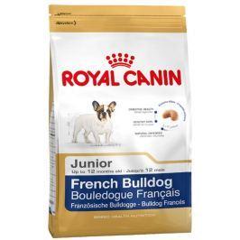 Royal Canin FRANCOUZSKÝ BULDOČEK JUNIOR - 3kg