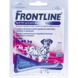 Merial Frontline spot on dog - M (10-20kg)