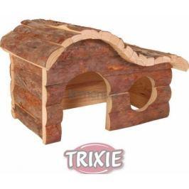 Trixie dřevěný DŮM HANNA pro králíka 43*22*28cm