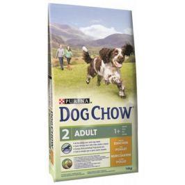 PURINA dog chow ADULT kuřecí - 14kg