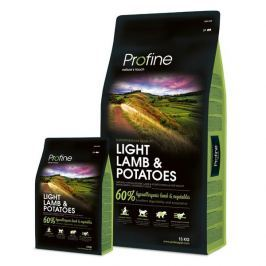 Profine LIGHT LAMB/Potatoes - 15kg + 3kg GRATIS