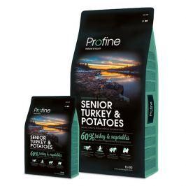 Profine SENIOR TURKEY/Potatoes - 3kg