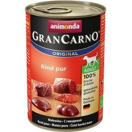 ANIMONDA dog konzerva Gran Carno čisté hovězí - 400g