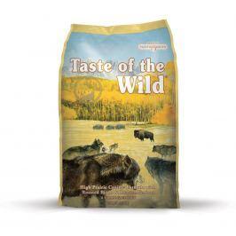 TASTE WILD high PRAIRIE - 2kg