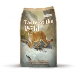 TASTE WILD cat CANYON river - 2kg