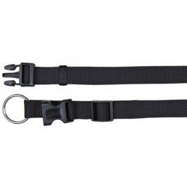 Obojek CLASSIC - 10mm/22-35cm - černý