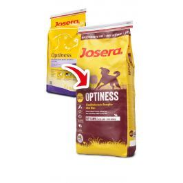 JOSERA dog OPTINESS jehněčí - 15kg