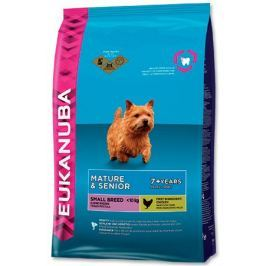 Eukanuba MATURE/SENIOR small - 1kg