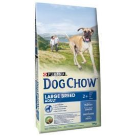 PURINA dog chow ADULT LARGE krůta - 14kg