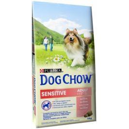 PURINA dog chow SENSITIVE salmon - 14kg