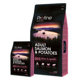 PROFINE ADULT SALMON/Potatoes - 3kg