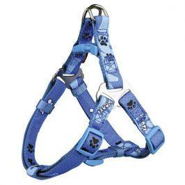 D-Ring Modern Art WOOF Postroj modrý - 1cm/25-35cm