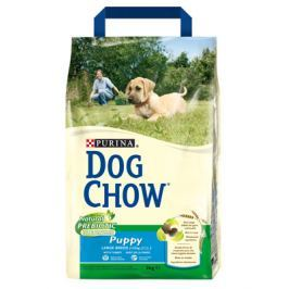 PURINA dog chow PUPPY LARGE - 14kg