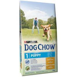 PURINA dog chow PUPPY kuřecí - 2,5kg