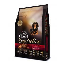 PROPLAN DUOdelice SMALL beef - 2,5kg