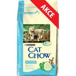 PURINA cat chow KITTEN - 1,5kg