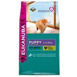 Eukanuba PUPPY TOY breed - 800g