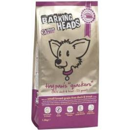 Barking Heads TINY PAWS quackers gf - 4kg