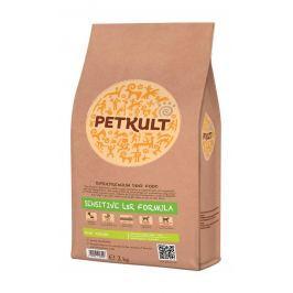 PETKULT dog MINI JUNIOR lamb/rice - 12kg + GRATIS konz. PETKULT JUNIOR kuřecí 800g