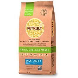 PETKULT dog MAXI ADULT lamb/rice - 12kg
