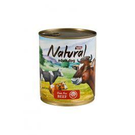 TOBBY - konz. NATURAL 850g - Hovězí