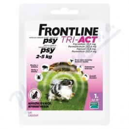 FRONTLINE TRI-act - XS (2-5kg)