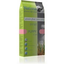 NATIVIA dog PUPPY - 3kg