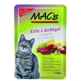 MACs cat kapsa KACHNA/DRŮBEŽ - 100g