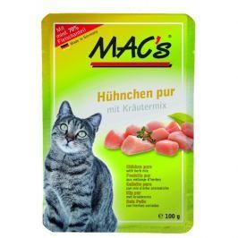 MACs cat kapsa KUŘECÍ - 100g