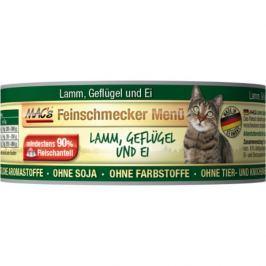 MACs cat konz. feinschmecker LAMM/GEFLUGEL - 6x100g