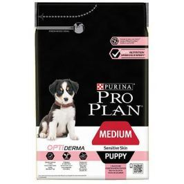 Purina Pro Plan Dog Medium Puppy Sensitive Skin - 1,5kg