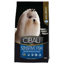 CIBAU SENSITIVE FISH/rice MINI - 2,5kg