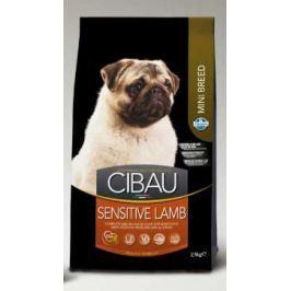 CIBAU SENSITIVE LAMB/rice MINI - 2,5kg