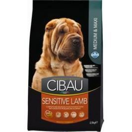 CIBAU SENSITIVE LAMB/rice MEDIUM/MAXI - 12kg