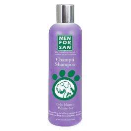 MENFORSAN šampon ZESVĚTLENÍ BÍLÉ srsti - 300ml