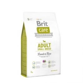 Brit Care dog Adult Small Breed Lamb & Rice - 3kg
