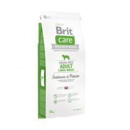 Brit Care dog Grain Free Adult Large Breed Salmon & Potato - 1kg