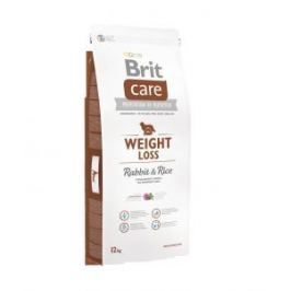 Brit Care dog Weight Loss Rabbit & Rice - 1kg
