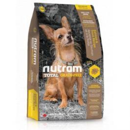 NUTRAM dog T28 - TOTAL GF salmon/trout small - 2,72kg